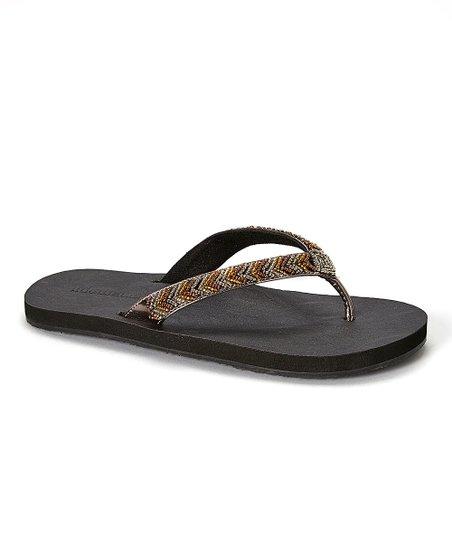 d9e872dfa Tidewater Sandals Destin Beaded Strap Flip-Flop - Women