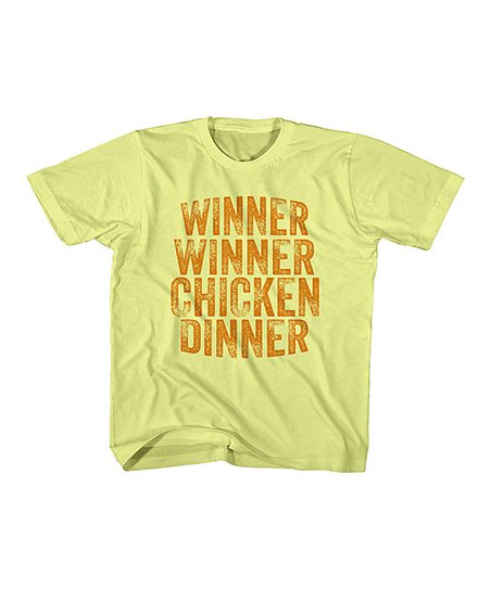6aed5eeba love this product Banana  Winner Winner Chicken Dinner  Tee - Boys