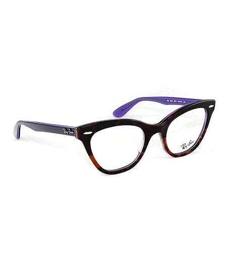 579da14ab2 love this product Violet   Havana Tortoiseshell Cat-Eye Eyeglasses