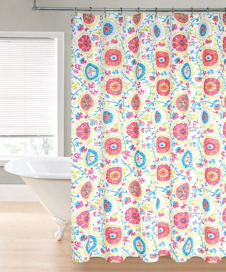 Love This Product Spice Suzani Shower Curtain