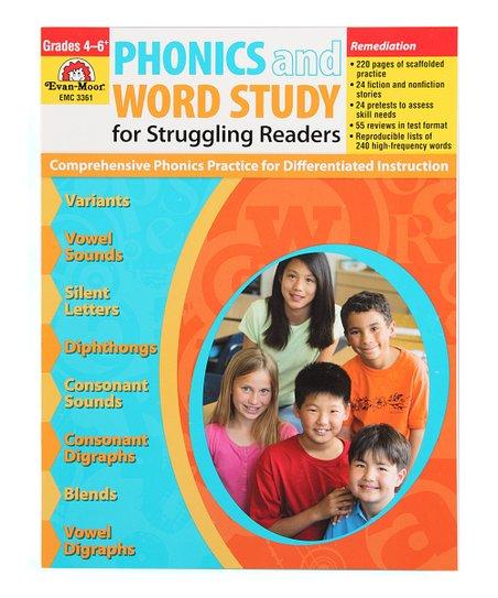Evan-Moor Educational Publishers Phonics & Word Study for Struggling  Readers Workbook