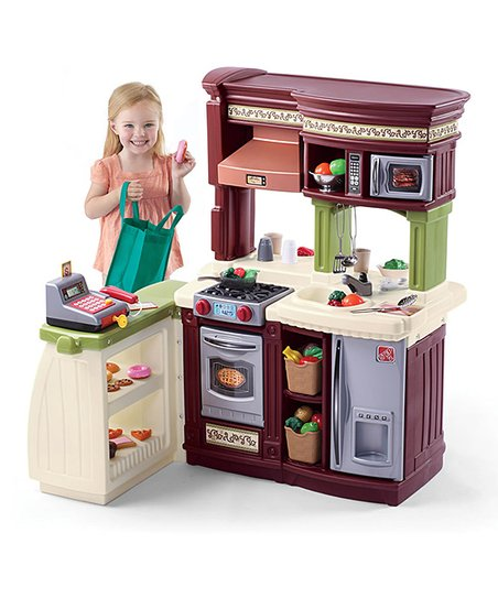 Step2 Marketplace Kitchen Play Set Best Price And Reviews Zulily