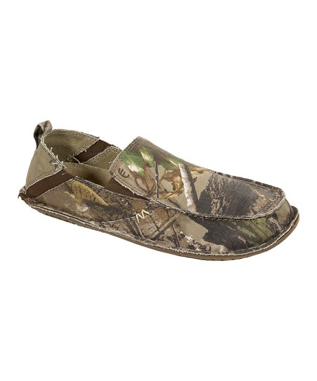 CREVO Realtree Camo Marley Slip-On Shoe