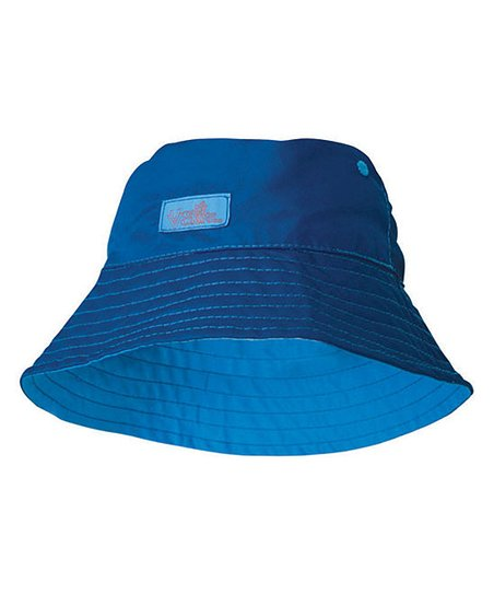 love this product Navy   Ocean Blue Reversible Bucket Hat - Toddler   Boys 11cfc15ab3b