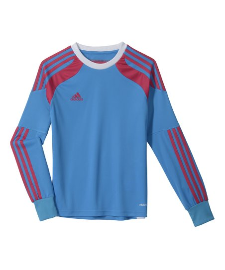 adidas Blue & Red Onore 14 Goalkeeper Jersey - Boys | Best Price ...