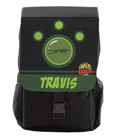 92523065f673 love this product Wild Kratts Green Creature Personalized Backpack