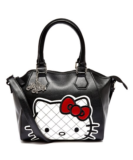 c5c98c3a9 love this product Red Bow Quilted Hello Kitty Crossbody Bag