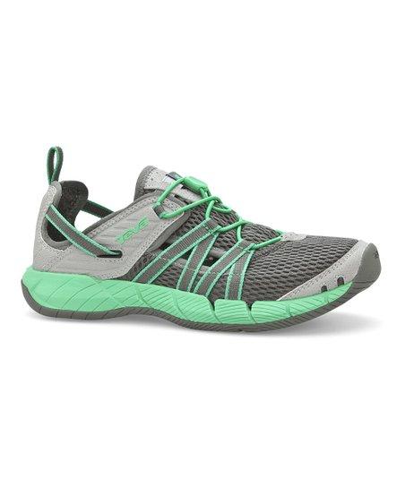 ceedc1b383e5 love this product Mint Green Churn Evo Sneaker - Women