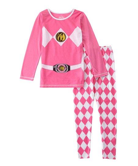 9ac37659f2 love this product Power Rangers Pink Ranger Pajamas - Girls