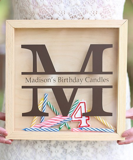 Love This Product Personalized Birthday Candle Keeper