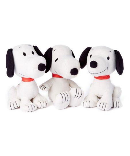 Hallmark Peanuts C Snoopy Through The Years Plush Toy Set Zulily