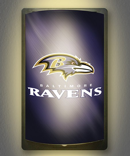 Party Animal Baltimore Ravens Motiglow Backlit Wall Art