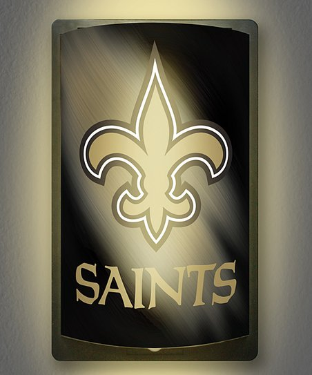 New Orleans Saints Motiglow Backlit