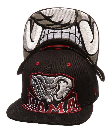 12e4e9eb768 Zephyr Alabama Crimson Tide Elephant Menace Wool-Blend Baseball Cap ...