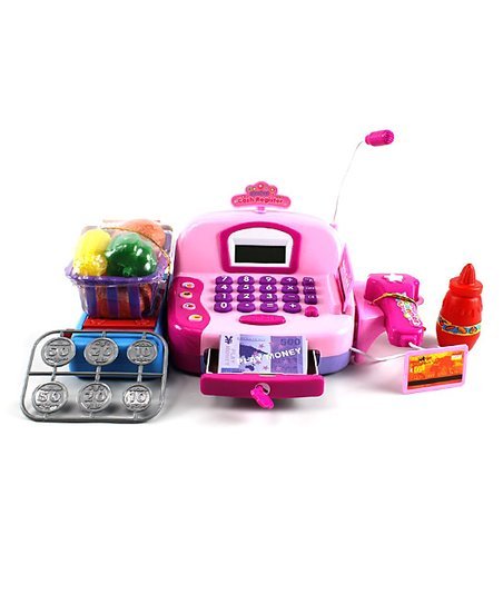 Velocity Toys Pretend Play Cash Register Set Zulily