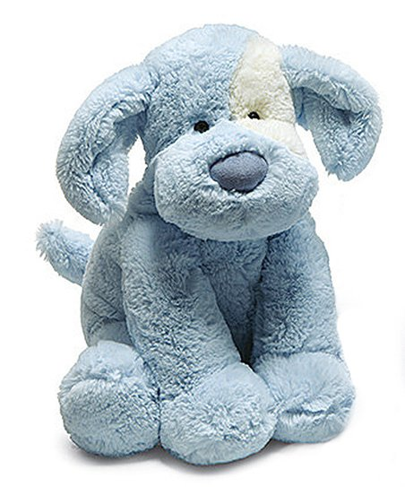 Jellycat Blue Large Patches Puppy Plush Toy Zulily