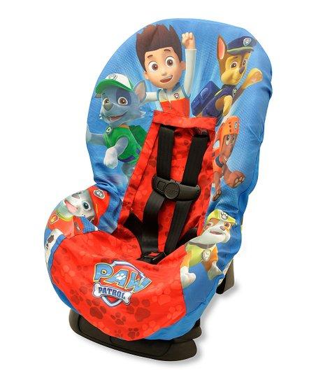 PAW Patrol Toddler Car Seat Cover