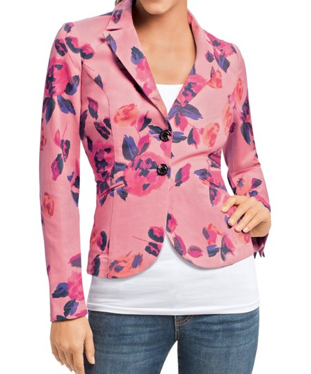 9f6b94e943e love this product Pink Rose Garden Jacket