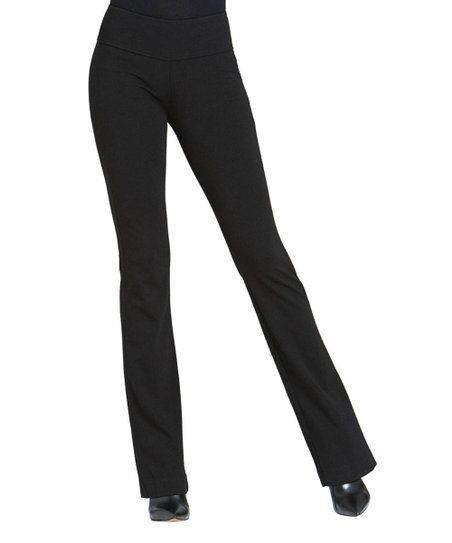 a7c226e673b cabi Black CAbi Trouser Pants | Zulily