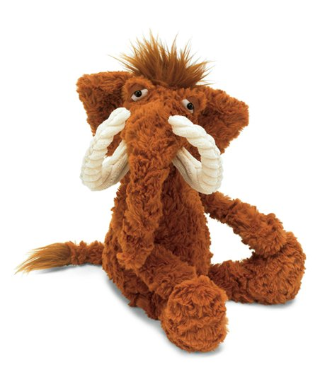 Jellycat 14 Furryosity Woolly Mammoth Plush Toy Zulily