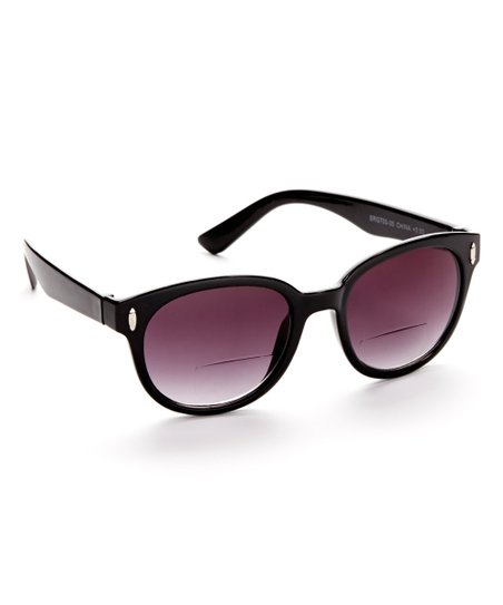 e719d33c061 Art Wear Black Poolside Bifocal Sun Readers