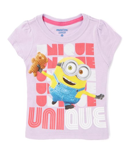 One In A Minion Childrens Toddlers T Shirt