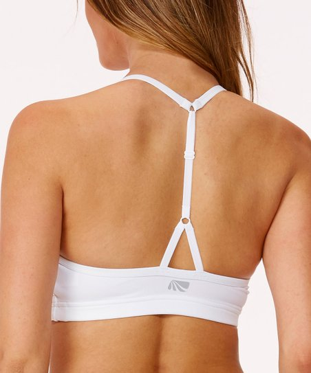 a7f59edb54d love this product White T-Back Sports Bra