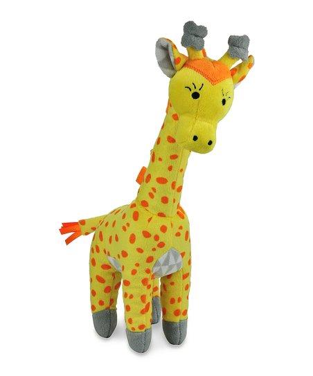 Disney Baby Its A Small World Giraffe Plush Toy Zulily