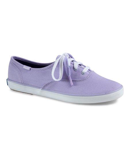 4b02c66fef0be Keds Lavender Ox Champion Sneaker