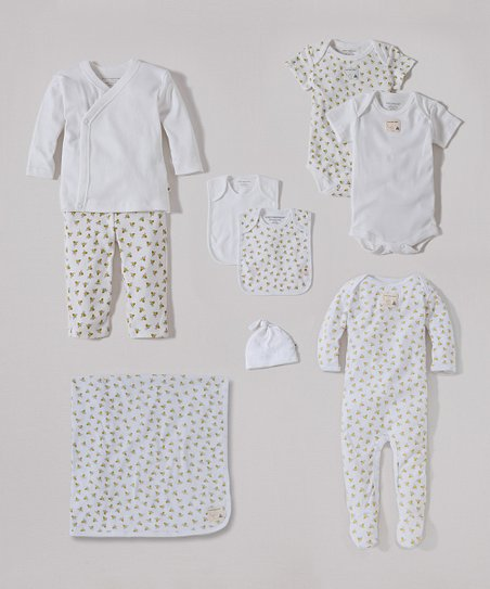 25116f097 Burts Bees Baby Cloud Everything You Need Organic Layette Set ...