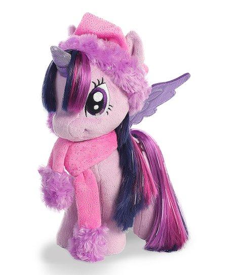 My Little Pony Princess Twilight Sparkle Winter Plush Toy