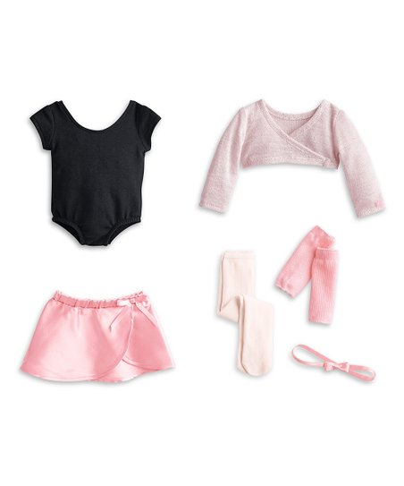 188e57e9d0add American Girl® Pretty Plié Ballet Outfit for 18 Doll   Zulily