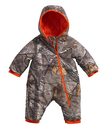 d45b6c9a0e50 Carhartt Realtree Xtra® Camo Snowsuit - Infant