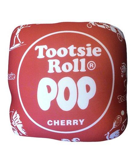 Stupendous Nestle Tootsie Roll Pops Wrapper Throw Pillow Machost Co Dining Chair Design Ideas Machostcouk
