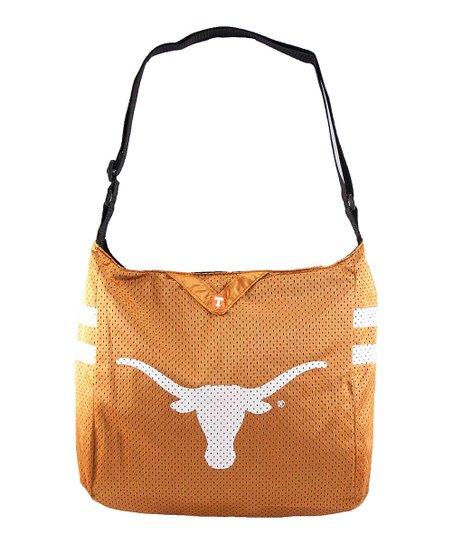online retailer 957ba 1a04d Little Earth Texas Longhorns Team Jersey Tote