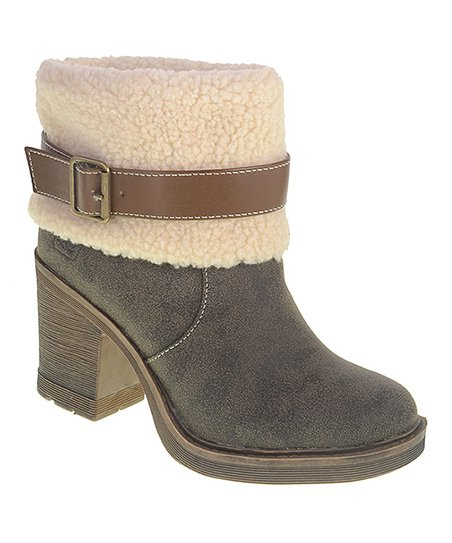 love this product Olive Roll the Dice Ankle Boot - Women 49ff91d747f5