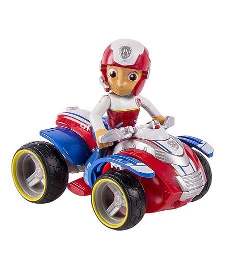 Spin Master Paw Patrol Rescue Atv Ryder Toy Set Zulily