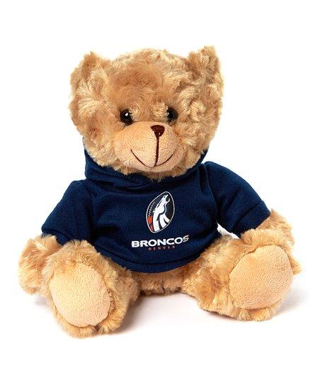 Gulf Coast Sales Marketing Denver Broncos 9 Sitting Bear Plush