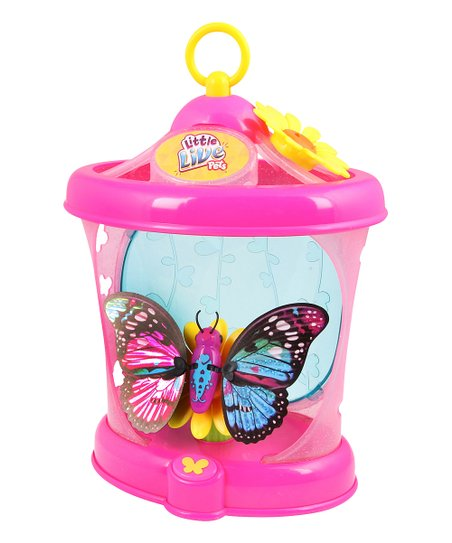 Beados Little Live Pets Rare Wings Butterfly House   Butterfly  bbb28c4228