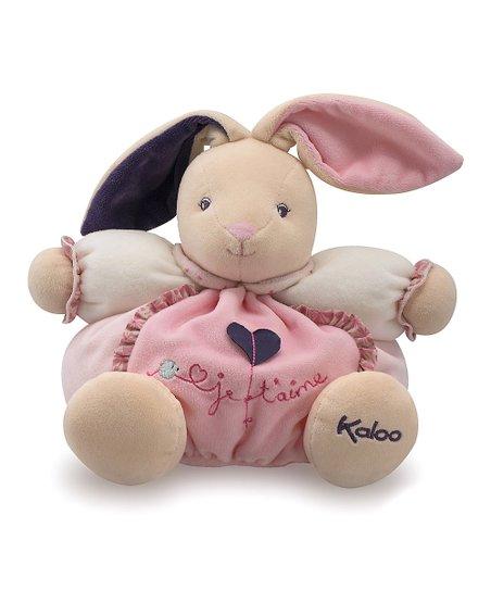 Kaloo Chubby Rabbit Love Plush Toy  b90713ce4