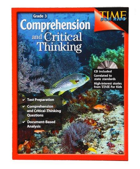 critical thinking workbook