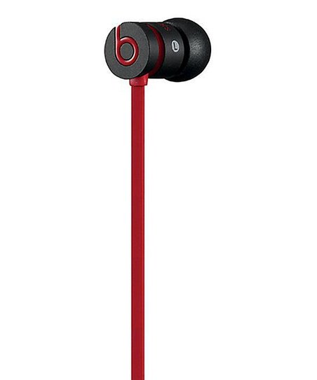 Beats by Dre Black   Red urBeats Microphone In-Ear Headphones  4a8a6ac0d