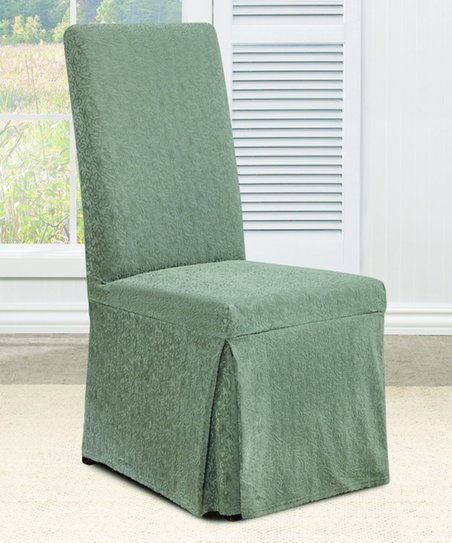 Enjoyable Sure Fit Jade Stretch Ava Dining Chair Cover Gmtry Best Dining Table And Chair Ideas Images Gmtryco