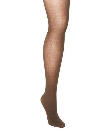 4ba44fa31cc MeMoi Chocolate Firmfit Control-Top Shaper Tights - Women