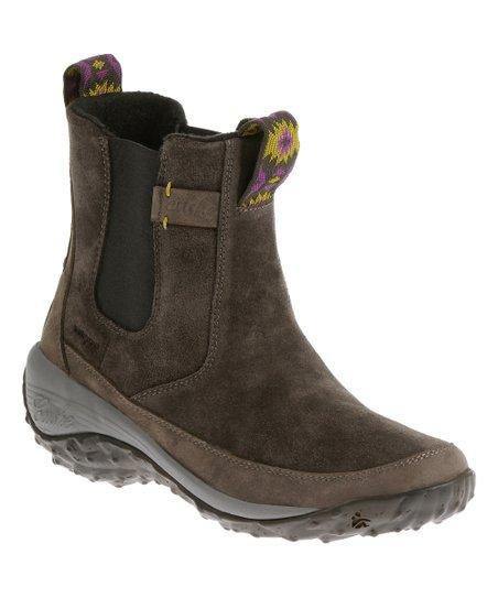 Cushe Women/'s Allpine Fir WP Boot Dark Grey