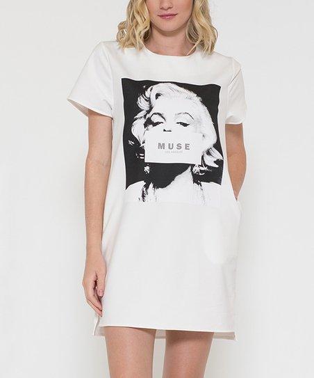 marilyn monroe t shirt dress