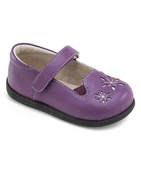 love this product Purple Alaina Belle Leather Mary Jane e22229fc1