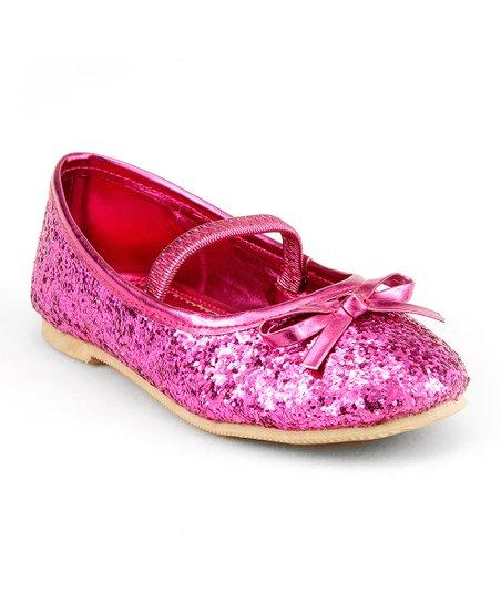 The Doll Maker Glitter Ballet Flat
