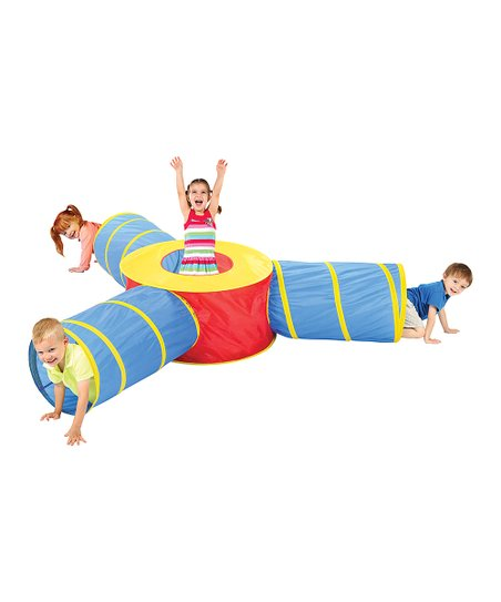 3-in-1 Play Tunnel