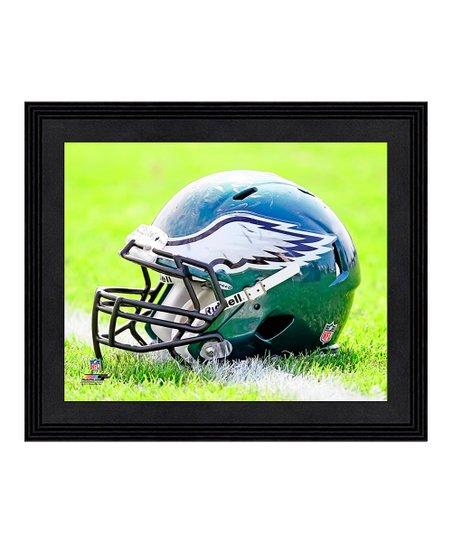 love this product Philadelphia Eagles Helmet Spotlight Framed Print 30682d718
